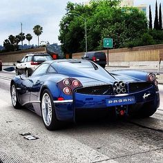 """#Pagani #Huayra Uploaded by @supercarlifestyle"""