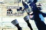 ERMAGERD!. CLERP CLERPS!