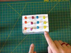 Dicas de materiais alternativos para scrapbook