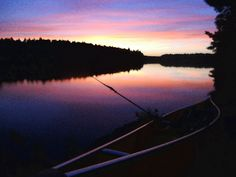 Moments in Polaroids  A poem about the Boundary Waters