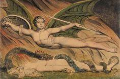 El diablo en Blake - MISTÉRICA