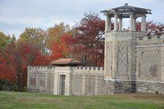 Untermeyer gardens in Yonkers