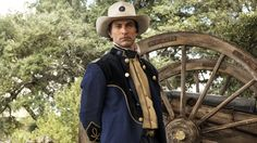 Johnathon Schaech as Colonel Sherman. General Houston's most militant officer, Sherman sides with Mosely Baker in criticizing Houston and urging him to attack instead of retreat, nearly instigating a mutiny.