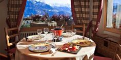 Hotel Les Roches Fleuries #4star #ski #mountain #chalet #cheese #frenchcheese #fondue #raclette