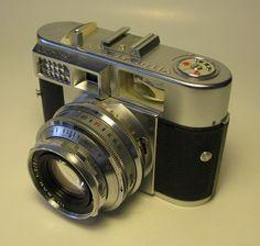 Kamera Voigtländer Vitomatic II från 1958-60.