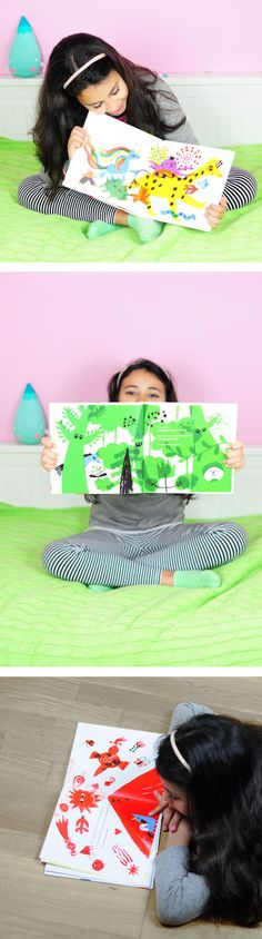 My color is rainbow book written by Agnes Hsu and and illustrated by Yuliya Gwilym