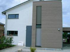 Architekten Kleve modernes wohnhaus mit einer grauen massivholzfassade dura patina