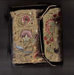 Elizabethan Embroidered Book Cover photo ElizabethanBookCover.jpg  Needs attribution