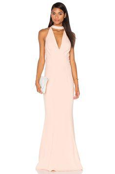 JARLO Harper Dress in Peach | REVOLVE