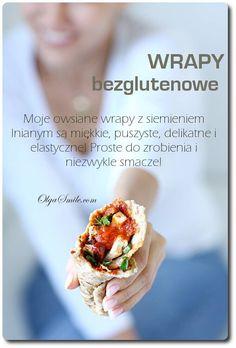 Vegan Gluten Free, Gluten Free Recipes, Dairy Free, Vegan Recipes, Cooking Recipes, Crepes And Waffles, Gluten Free Tortillas, Vegan Lunches, Foods With Gluten