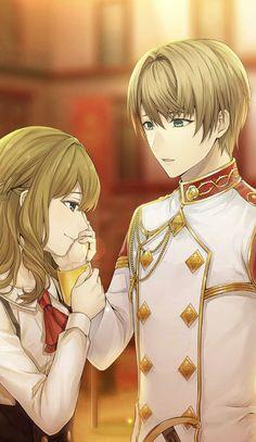 Anime princes and prince Manga Couple, Anime Love Couple, Anime Couples Manga, Cute Anime Couples, I Love Anime, Anime Cupples, Hot Anime Boy, Anime Guys, Anime Art