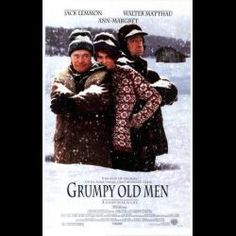 Grumpy Old Men Movie Poster