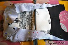 Diy And Crafts, Arts And Crafts, Diy Handbag, Couture, Messenger Bag, Sewing Projects, Shirt Designs, Satchel, Backpacks