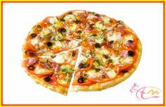 Resep Masakan Eropa Sederhana Mini Pizza - http://arenawanita.com/resep-masakan-eropa-sederhana-mini-pizza/