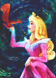 Princess Aurora Coloring Page by MistyTang.deviantart.com on @deviantART