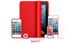 (RED) Apple Products Earn $65M for AIDS Prevention