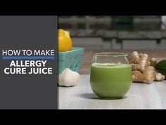 Allergy Cure Juice Recipe - Dr. Axe