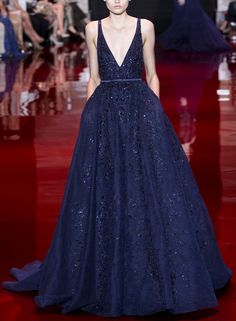 Elie Saab couture gown