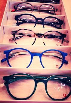 Colourful frames
