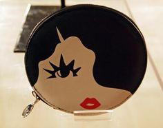 Lulu Guinness - Autumn/Winter 2013 doll face coin purse