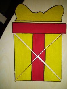 Houten puzzel cadeau: 5 stuks *liestr*