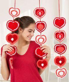 Heart Strings Garland