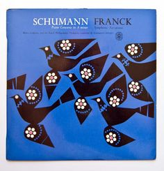 Alex Stitt - Schumann, Franck World Record Club