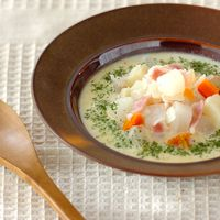 風邪をひきやすい季節にはこれ!免疫力がアップする食材を使ったレシピ