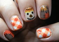 scarecrow finger nails - Google Search