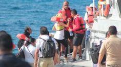 17 cubanos fueron rescatados por un crucero tras  quedar a la deriva 20 días