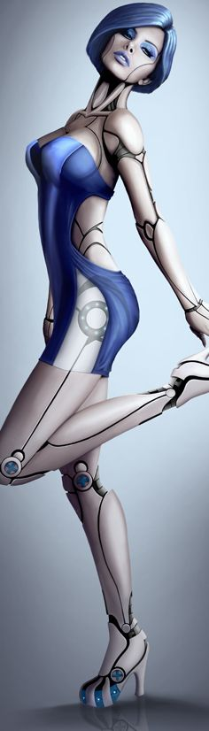 #Cyborg morph manip... http://www.pinterest.com/meldarfranny/sexy-female-manips-digitally-enhanceddigitally-edi/