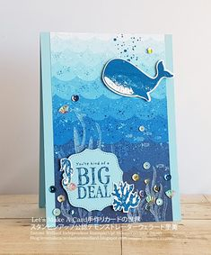 Nautical Cards, Beach Cards, Stampin Up Catalog, Friendship Cards, Stamping Up Cards, Craft Night, Congratulations Card, Animal Cards, Card Maker