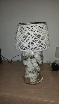 Zelf lampje maken