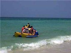 Ride Banana Boats with @KARA SAHA