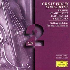 Daniel Barenboim - Beethoven: Violin Concerto/Tchaikovsky: Violin Concerto