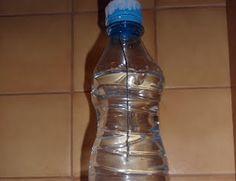 KRYSTAL NA PROVÁZKU - DOMÁCÍ CHEMICKÉ POKUSY Water Bottle, Water Bottles
