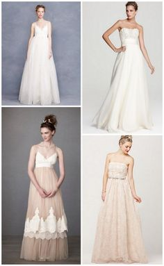50 Wedding dresses for less than 1000 #wedding