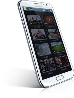 Samsung Galaxy Note 2 -  Get your EarJell now by backing it on Kickstarter http://kck.st/14uavLv