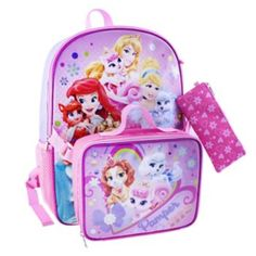 75471947e6b Disney Princess Palace Pets Backpack