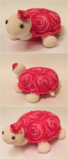 Eye-Catching Crochet Pattern Ideas For Everyone beautiful crochet pattern for amigurumi Unique Crochet, Cute Crochet, Beautiful Crochet, Crochet Crafts, Yarn Crafts, Crochet Toys, Crochet Projects, Crochet Animals, Modern Crochet Patterns