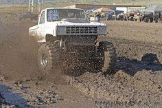 Muddy Trucks, 4x4 Trucks, Diesel Trucks, Lifted Trucks, Ford Trucks, Diesel Tips, Four Wheel Drive, Ford Ranger, Offroad