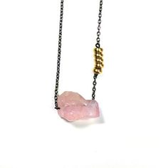 Urban Aviary Quartz Necklace, $39, now featured on Fab.