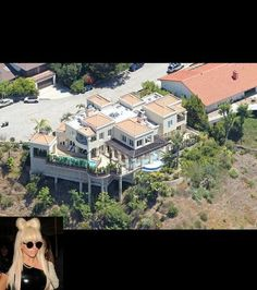 1000 images about lady gaga mansion on pinterest lady - Les plus belles maison du monde ...
