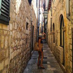 The Dalmatian Coast: Croatia … been to every single one of those islands ^^ #thetig