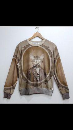 Harajuku Oxytropis sweater from Fashion Store Galaxy Sweatshirt, Cat Sweatshirt, Fleece Hoodie, Sweater Hoodie, Long Sleeve Sweater, Graphic Sweatshirt, Pullover, Cheap Designer Clothes, Funny Sweatshirts