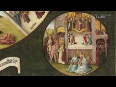 Obra comentada: Mesa de los Pecados Capitales del Bosco - YouTube