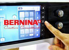 The BERNINA 780 Creative Consultant