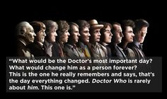 """This was Moffat's mission statement to celebrate that. 
