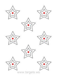 Targets (printable)