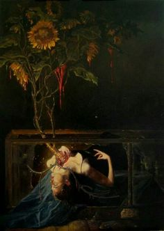 Heartflowers by Gail Potocki